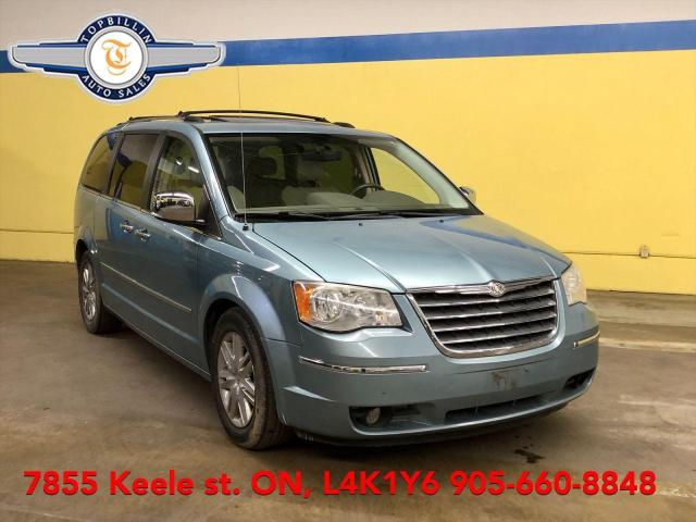 2010 Chrysler Town & Country Limited, Navi, Learther, Roof, Dual DVD
