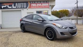 Used 2013 Hyundai Elantra GLS for sale in Edmonton, AB