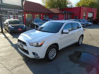 Used 2011 Mitsubishi RVR SE/ 4WD / HEATED SEATS / A/C/ ALLOYS / PWR GROUP/ for sale in Scarborough, ON