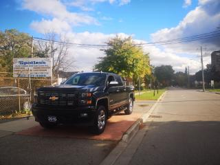 Used 2015 Chevrolet Silverado 1500 LT for sale in Whitby, ON