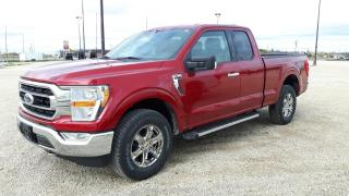 New 2021 Ford F-150 XLT XTR SuperCab 5.5' Box for sale in Elie, MB