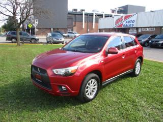 Used 2011 Mitsubishi RVR SE ~ MANUAL ~ BLUETOOTH ~ SAFETY INCLUDED for sale in Toronto, ON