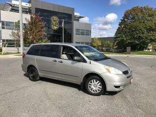 Used 2004 Toyota Sienna 8 Passenger ,Automatic, All Power Option for sale in Toronto, ON
