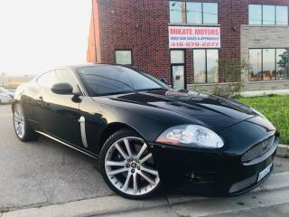 Used 2007 Jaguar XK XKR~V8~4.2L~SUPERCHARGED~AUTO~CERTIFIED! for sale in Rexdale, ON