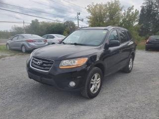Used 2010 Hyundai Santa Fe GLS AWD CERTIFIED for sale in Stouffville, ON