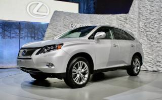 Used 2010 Lexus RX 450h Premium Navigation/Sunroof/Hybrid for sale in North York, ON