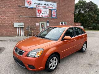 Used 2011 Kia Rio EX/1.6L/ONE OWNER/SAFETY INCLUDED for sale in Cambridge, ON