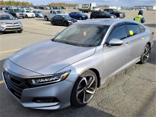 Used 2019 Honda Accord Sport w/HondaSensing.ReverseLaneWatchCamera.Roof for sale in Kitchener, ON