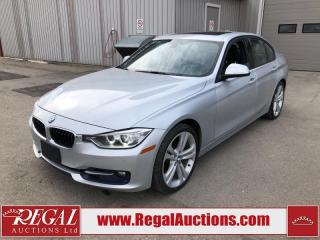 Used 2014 BMW 3 Series 328i xDrive for sale in Calgary, AB