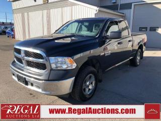 Used 2018 RAM 1500 SXT for sale in Calgary, AB