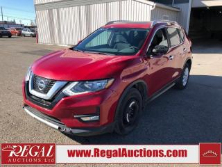 Used 2017 Nissan Rogue SV for sale in Calgary, AB