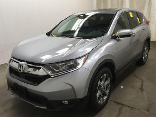 Used 2017 Honda CR-V EX-L AWD.Leather.Roof.ReverseLaneWatchCamera for sale in Kitchener, ON