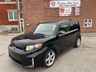Used 2014 Scion xB Toyota/2.4L/ 2 SETS OF TIRES/SAFETY INCLUDED for sale in Cambridge, ON