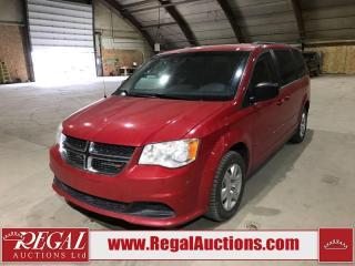 Used 2013 Dodge Grand Caravan for sale in Calgary, AB