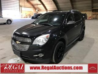 Used 2013 Chevrolet Equinox LT for sale in Calgary, AB