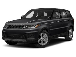 New 2022 Land Rover Range Rover Sport Autobiography Dynamic for sale in Winnipeg, MB