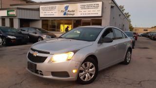 Used 2012 Chevrolet Cruze LS+ w/1SB for sale in Etobicoke, ON