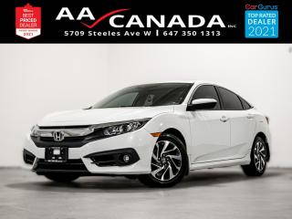 Used 2017 Honda Civic EX for sale in North York, ON
