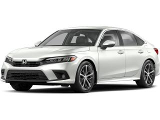 Used 2022 Honda Civic Touring FACTORY ORDER REQUIRED. ADDITIONAL CUSTOMIZATION AND PERSONALIZATION AVAILABLE. for sale in Orangeville, ON