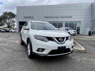 Used 2016 Nissan Rogue SV ONE OWNER TRADE WITH ONLY 58481 KMS. CLEAN CARFAX! for sale in Toronto, ON