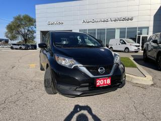 Used 2018 Nissan Versa Note 1.6 SV ONE OWNER ACCIDENT FREE TRADE, INCLUDINGES SNOW TIRES for sale in Toronto, ON