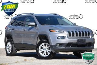 Used 2018 Jeep Cherokee North NORTH EDITION | AWD | LEATHER SEATS | for sale in Kitchener, ON