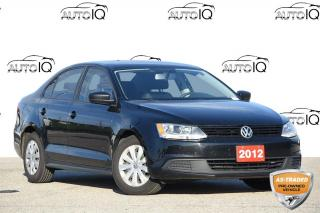 Used 2012 Volkswagen Jetta 2.0L Trendline LOW KMS | 5-SPEED | GREAT ON GAS! for sale in Kitchener, ON