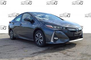 Used 2018 Toyota Prius Prime Upgrade Hybrid for sale in Grimsby, ON