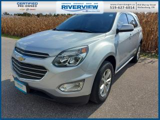 Used 2017 Chevrolet Equinox 1LT AWD | ONSTAR | HEATED SEATS | REMOTE VEHICLE START | REAR VIEW CAMERA for sale in Wallaceburg, ON