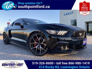 Used 2015 Ford Mustang MUSTANG GT|NAV|MANUAL|HTD SEATS|REMOTE START|CRUISE CONTROL| for sale in Leamington, ON