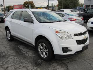 Used 2011 Chevrolet Equinox LS for sale in Vancouver, BC