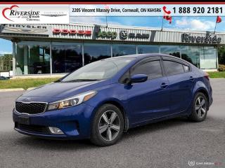 Used 2018 Kia Forte LX for sale in Cornwall, ON