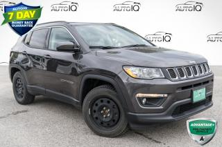 Used 2017 Jeep Compass North HEATED SEATS & STEERING WHEEL!!! BACK-UP CAMERA!!! for sale in Barrie, ON