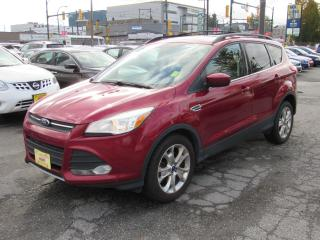 Used 2013 Ford Escape SE for sale in Vancouver, BC