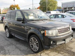 Used 2011 Land Rover Range Rover Sport LUX for sale in Vancouver, BC