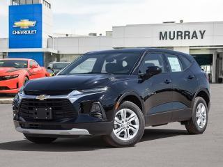 New 2021 Chevrolet Blazer LT for sale in Winnipeg, MB