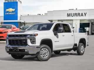 New 2022 Chevrolet Silverado 2500 HD LT for sale in Winnipeg, MB