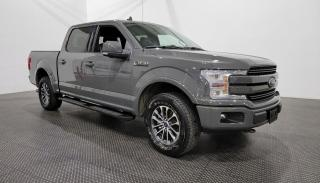 Used 2020 Ford F-150 Lariat 4x4 AUTOMATIQUE Navigation -Caméra de recul for sale in Laval, QC