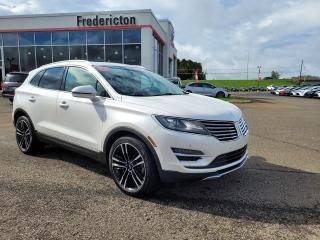 Used 2017 Lincoln MKC Reserve for sale in Fredericton, NB