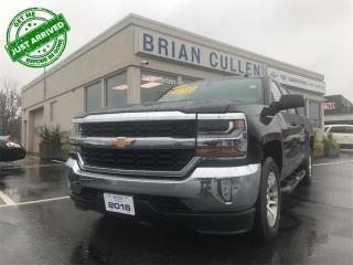 Used 2016 Chevrolet Silverado 1500 LT for sale in St Catharines, ON