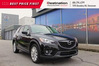 Used 2014 Mazda CX-5 GT - Brand New Brakes & Tires! Low Mileage! for sale in Vancouver, BC