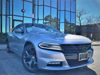 Used 2017 Dodge Charger SXT|REAR VIEW|ALLOYS|CRUISE CONTROL|CARPLAY for sale in Brampton, ON