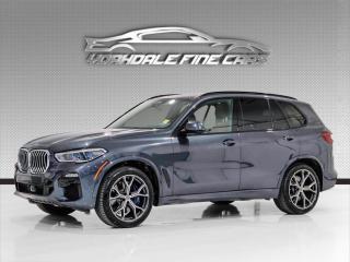 Used 2019 BMW X5 xDrive40i. M Sport, Swarovski Pkg, Driver Assist, Loaded! for sale in Concord, ON