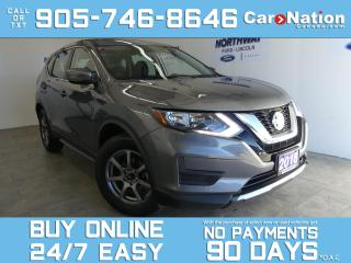 Used 2018 Nissan Rogue TOUCHSCREEN | ONE OWNER | UPGRADED RIMS | ONLY 33K for sale in Brantford, ON