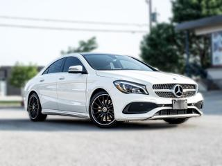 Used 2018 Mercedes-Benz CLA-Class CLA 250  NAV PANOROOF PREMIUMPLUS  SPORT CLEANCARFAX for sale in North York, ON