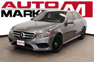 Used 2016 Mercedes-Benz E-Class E400 Luxury 4MATIC Sedan Certified!AWD!Navigation!WeApproveAllCredit! for sale in Guelph, ON