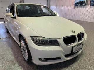 Used 2011 BMW 3 Series 328i xDrive #Low Kms #Heated Steering Wheel for sale in Brandon, MB