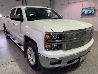 Used 2015 Chevrolet Silverado 1500 LTZ Crew Cab 4WD #Sunroof #Heated/Cooled Seats for sale in Brandon, MB