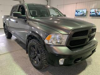 Used 2016 RAM 1500 Outdoorsman Crew Cab 4WD #Eco Diesel for sale in Brandon, MB
