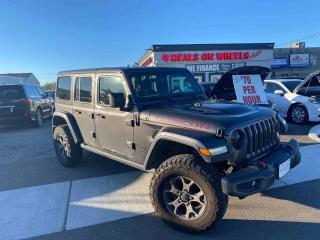 Used 2019 Jeep Wrangler Unlimited Rubicon for sale in Oakville, ON